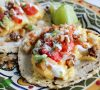 Breakfast Tacos with Crispy Pork Belly